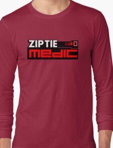 ZIP TIE medic (6) Long Sleeve T-Shirt