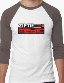 ZIP TIE medic (6) Men's Baseball ¾ T-Shirt