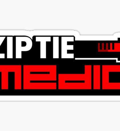 ZIP TIE medic (6) Sticker