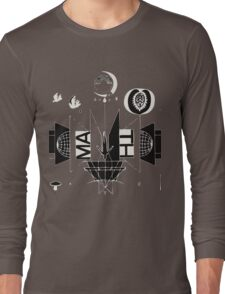 #1 Bon Iver / 22, A Million Long Sleeve T-Shirt