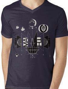 #1 Bon Iver / 22, A Million Mens V-Neck T-Shirt