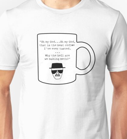 Best Damn Coffee Unisex T-Shirt