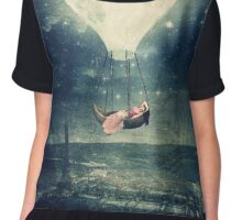 Moon Reverie Chiffon Top