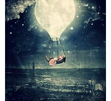 Moon Reverie Photographic Print