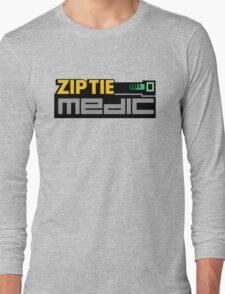 ZIP TIE medic (7) Long Sleeve T-Shirt