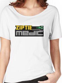ZIP TIE medic (7) Women's Relaxed Fit T-Shirt