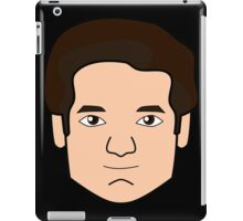 Mulder iPad Case/Skin