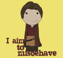 Aim to Misbehave Kids Clothes