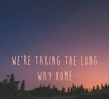Long Way Home by shirt-sleeves