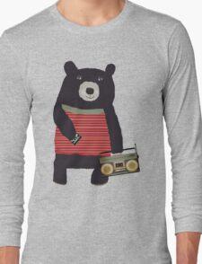 Boomer Bear Long Sleeve T-Shirt