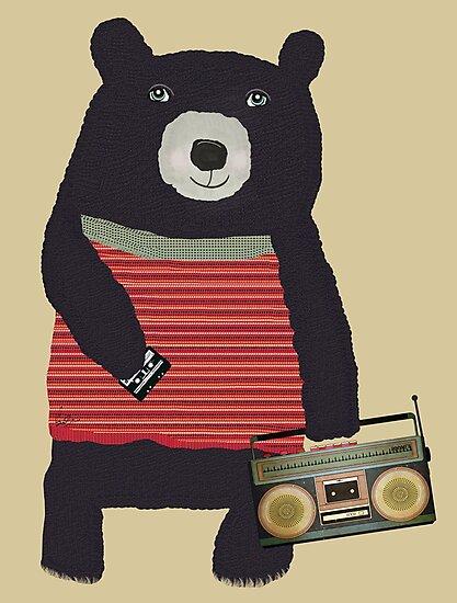 Boomer Bear by bri-b