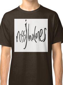 rossjholmes name graphics Classic T-Shirt