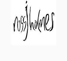 rossjholmes name graphics Unisex T-Shirt