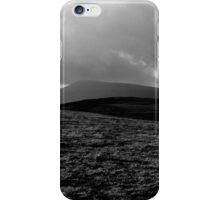 Hillside landscape - photography iPhone Case/Skin