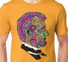 Psychedelic LSD Trip Abraham Lincoln Unisex T-Shirt
