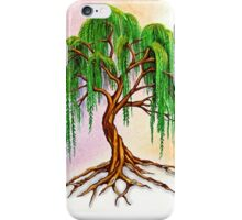 Weeping Tree of Life iPhone Case/Skin