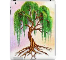 Weeping Tree of Life iPad Case/Skin