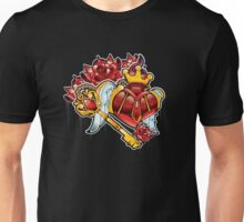 heart&key Unisex T-Shirt