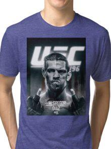 *Nate vs Mcgregor* Tri-blend T-Shirt