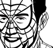 Spiderholmes Sticker