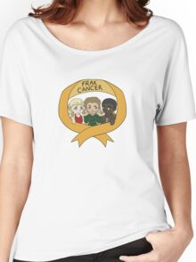 OTA: The Frak Cancer Campaign Women's Relaxed Fit T-Shirt
