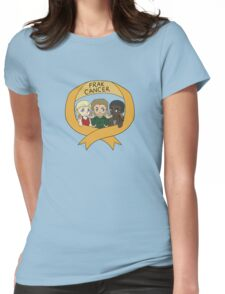 OTA: The Frak Cancer Campaign Womens Fitted T-Shirt