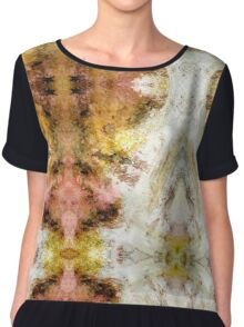 Dusk over the Highlands Chiffon Top