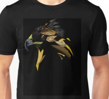 Falcon in Polygons Unisex T-Shirt