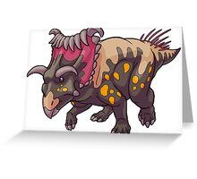 Kosmoceratops Greeting Card