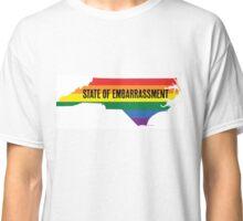 North Carolina HB2 Embarrassment Classic T-Shirt