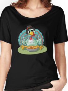 Hungry Turkey Women's Relaxed Fit T-Shirt