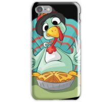 Hungry Turkey iPhone Case/Skin