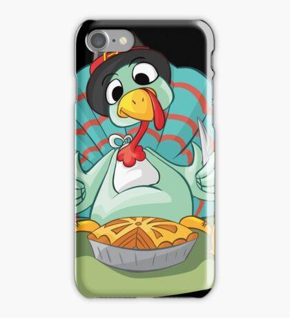 Hungry Turkey iPhone Case/Skin