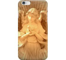 Angel Of Peace  iPhone Case/Skin
