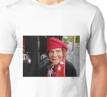 Red Beret  Lady Unisex T-Shirt