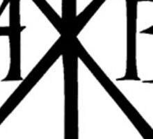 Apoptygma Berzerk - logo Sticker