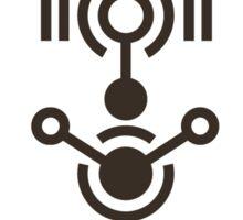 Apoptygma Berzerk - logo 2 Sticker