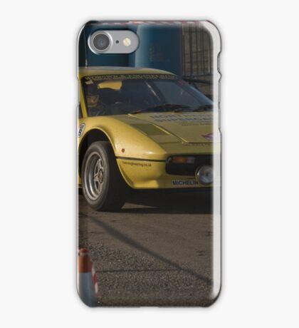 YELLOW POWER iPhone Case/Skin
