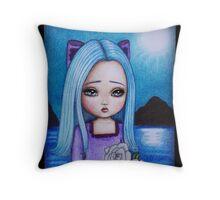 La Nuit Throw Pillow