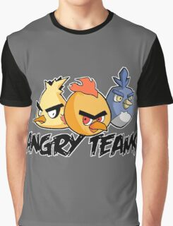Angry teams Graphic T-Shirt