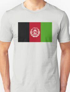 Afghanistan Flag Unisex T-Shirt