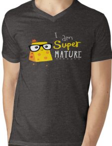 fanny cheese  Mens V-Neck T-Shirt