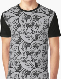tentacle pattern 2 Graphic T-Shirt
