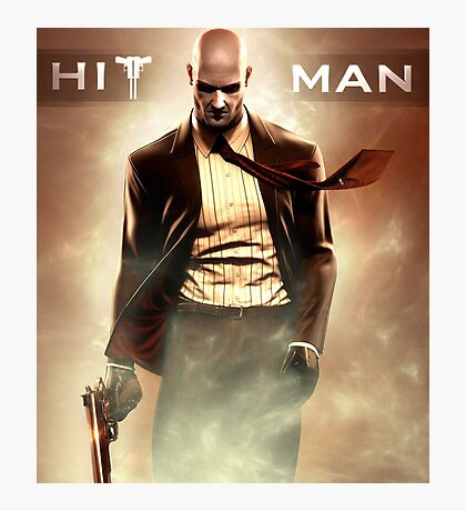 Hitman : An Action-adventure Game 2016 Photographic Print