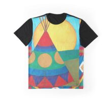Teepee - Not My Home Graphic T-Shirt