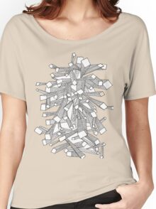 Towers Women's Relaxed Fit T-Shirt