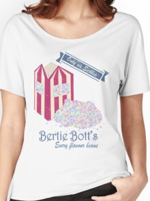 Vintage Bertie Bott's Every flavour beans Women's Relaxed Fit T-Shirt