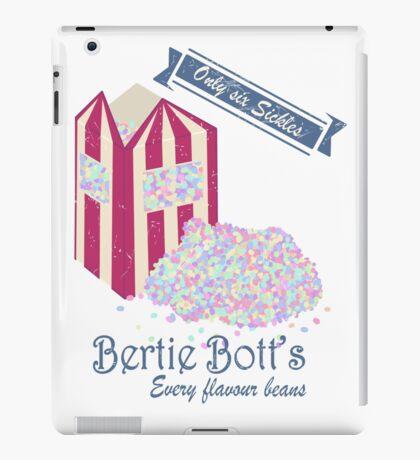 Vintage Bertie Bott's Every flavour beans iPad Case/Skin