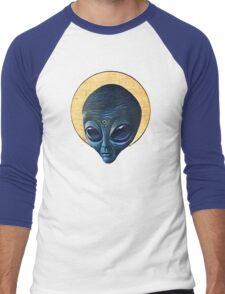 St. Alien Men's Baseball ¾ T-Shirt