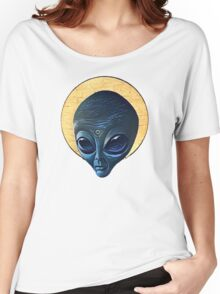 St. Alien Women's Relaxed Fit T-Shirt